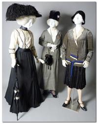 Fashioning the New Woman, DAR 2013