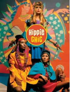 Hippie Chic by Lauren D. Whitley