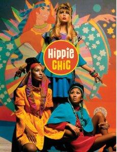 Hippie Chic by Lauren D. Whitley