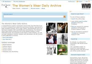 wwd archive