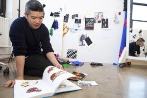 Designer Thakoon Panichgul by Rebecca Greenfield for The Wall Street Journal