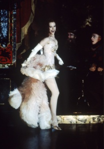 "Nicole Kidman from the Film Moulin Rouge (2001).  From the museum exhibition ""Hollywood Costume."" Courtesy of 20th Century Fox."