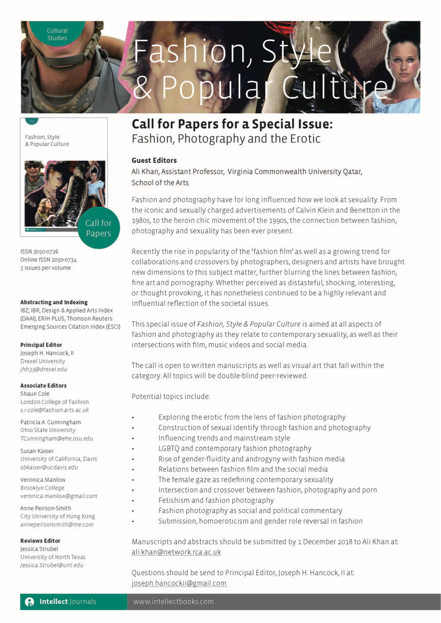 Call for papers fashion 2018 25