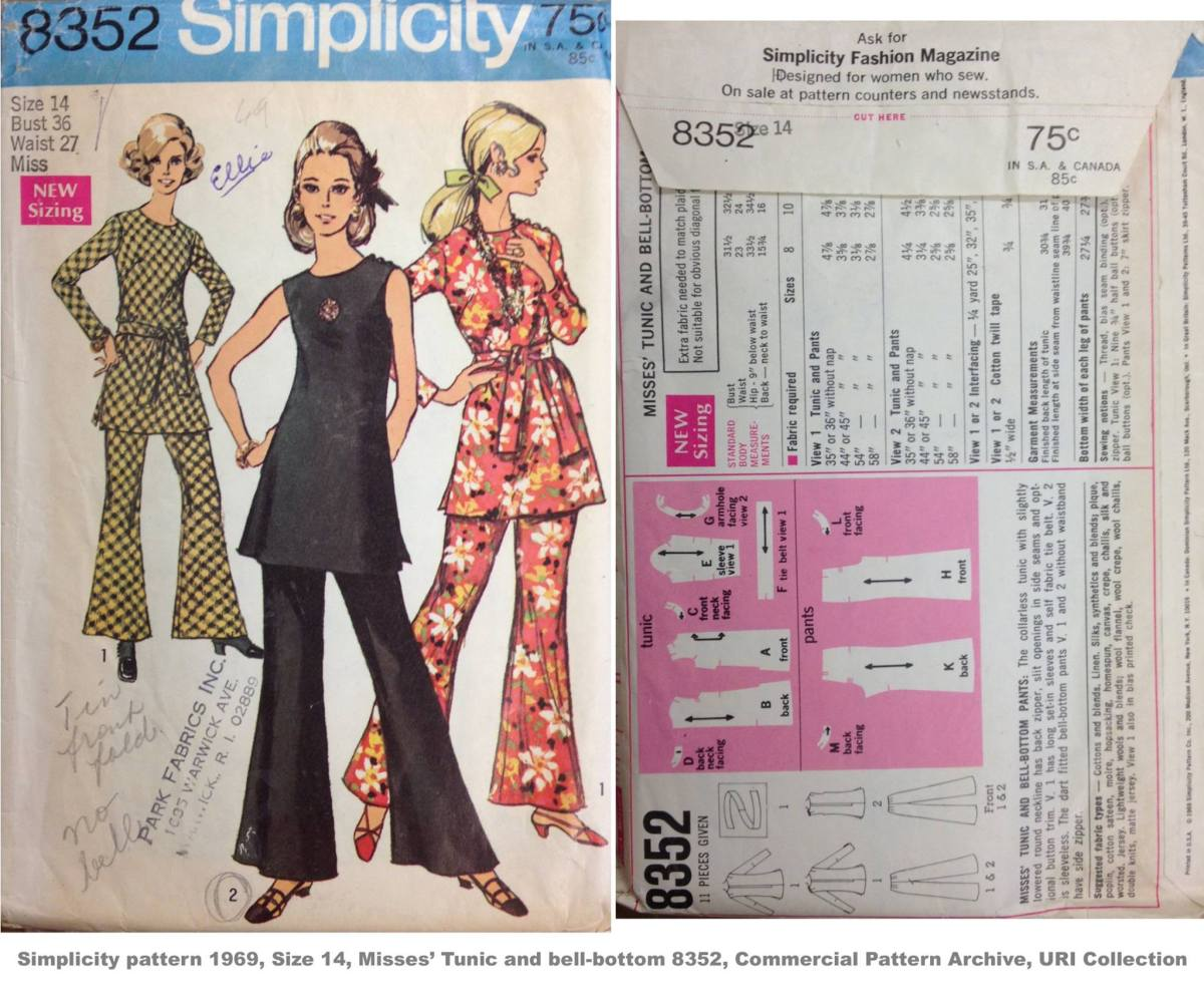 The Commercial Pattern Archive at the University of RhodeIsland